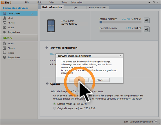 [GUIDE] Force  Samsung Emergency Recovering with Samsung Kies-firmwarerestore3.png