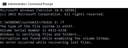 [GUIDE] Using chkdsk to fix a corrupted SD card-chkdsk-problem.png