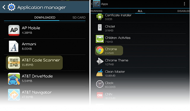 GUIDE] How to Disable Apps - Android Forums at