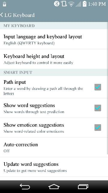 No voice input button on keyboard - Page 2 - Android Forums