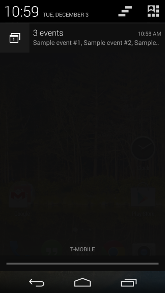 Possible to dismiss an individual event from the Calendar Notifications list?-android-screenshot-notification-menu.png
