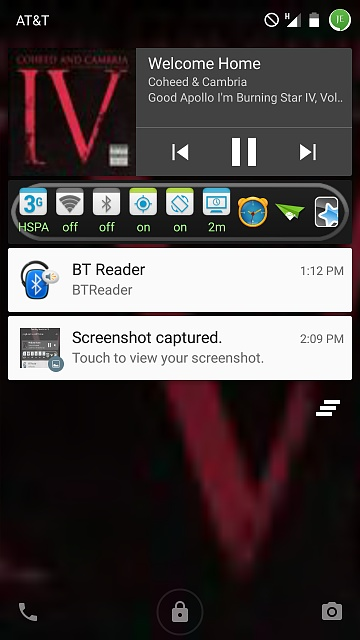 Play Music lockscreen widget in Lollipop gone? Frustration while driving.-screenshot_2014-11-18-14-09-48-3.jpg