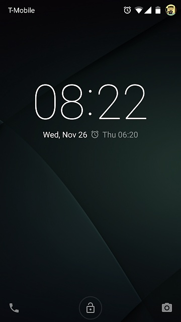 How anyone removed the Lock Screen Network Icon at top left?-2014-11-26-16.22.55.jpg