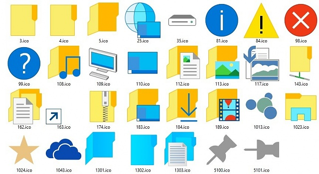 """Get rid of """"material design"""" before being too late-new-windows-10-icons-really-bad-474100-2.jpg"""