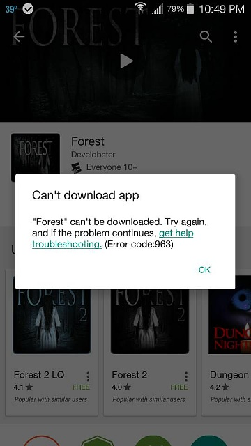Current version of Play Store is broken. What do I do?-1458355854914.jpg