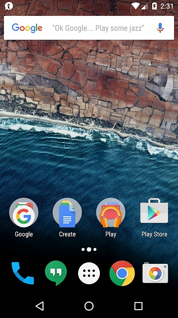 Just installed Android Marshmallow 6.0 on my Nexus 5-uploadfromtaptalk1444253565869.jpg