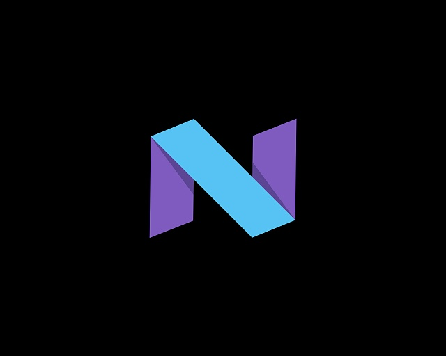 Android n wallpapers android forums at - Nougat wallpaper 4k ...