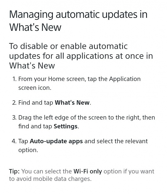 "Can't disable auto update, when put on ""never install updates automatic"" it turns back on later-img_20180424_162954.jpg"