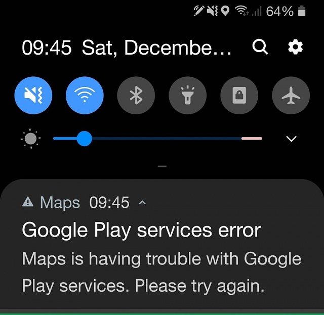 Google play services error popup - Android Forums at