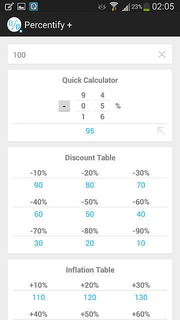 [App] Percentify, fast & stylish, best percentages calculator!-screenshot_2014-02-22-02-05-58.png