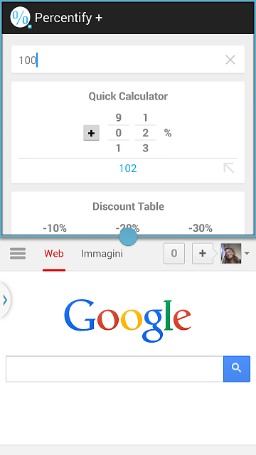 [App] Percentify, fast & stylish, best percentages calculator!-screenshot_2014-02-22-02-06-23.png