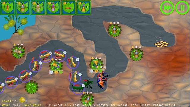 [Game][Free] Anthill Defenders - Tower Defense-level5.jpg