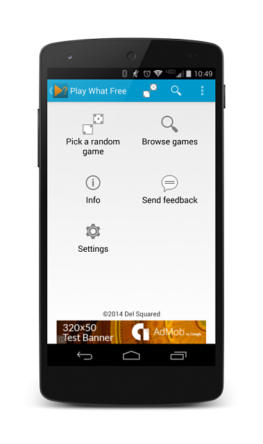 [APP][FREE] Play What - Find new game ideas for game night-screenshot_landing_page_0.png