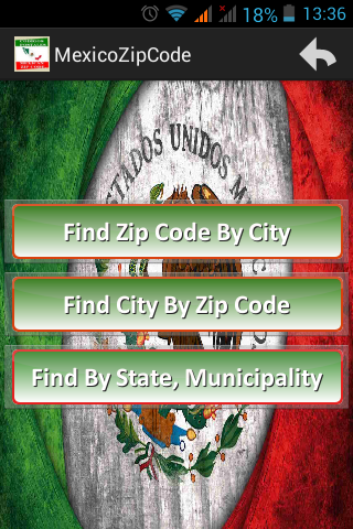 [APP][FREE]Mexican Zip Code On your Mobile-screenshot_2014-11-02-13-36-32.png