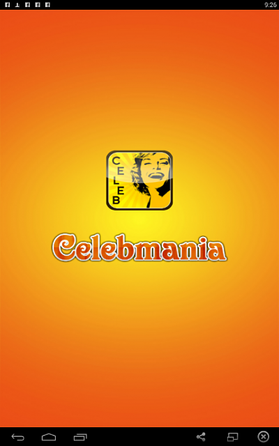 [APP][FREE]Celebmania - My First Game On Guessing the Celebrity!!!-shot002.png
