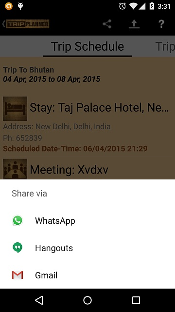 Launch of Trip Planner Android App by SpiritApps - Now Plan Your Trips Easily-screenshot_2015-04-07-15-31-39.jpg