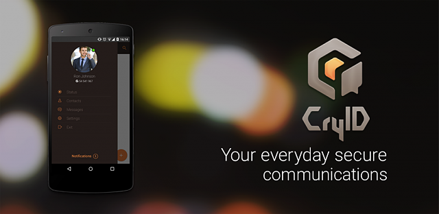 [App][Free] CryID - Secure peer-to-peer communication service for everyday needs!-img_900.png