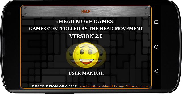 [GAME][FREE] Head Move Games - a set of games controlled by the head movement and turns-screenshot_2015-10-27-21-25-11_nexus4_landscape.png