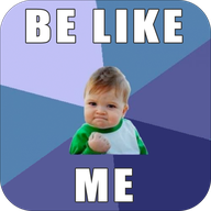 [FREE][APP] Be Like Me. Do you like ME or ME like YOU?-ic_launcher.png