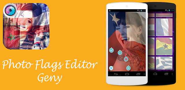 [APP] [FREE] [PHOTOGRAPHIE] Photo Flags Editor geny-couv.png