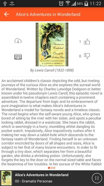 [App, Free] Free Classic Audiobooks has released new version-detail1.png