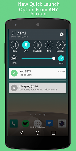 [APP][FREE] You BETA - Voice Commands and Custom Tasks-image-1.png