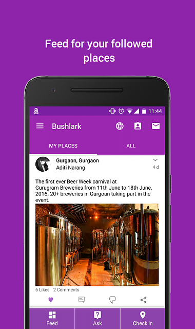[APP][FREE][4.0+] BUSHLARK :  Local Question, Answers and discovery-78650c31-dd52-445e-b0be-4b0a2a05d563.png