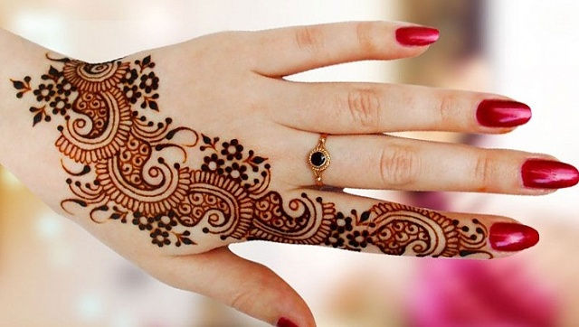 Mehndi Free Hand : Free app easy mehndi design videos android forums at
