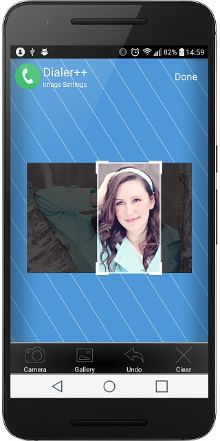 Dialer++ - a new dialer app with your friends and family photo collage...-device-2016-10-12-145925.jpg