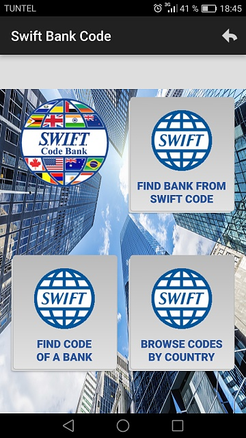 [FREE][APP]SWIFT/BIC BANK CODE : Get the code of all the BANK of the WORLD from your mobile-screenshot_2017-05-10-18-45-23.jpg