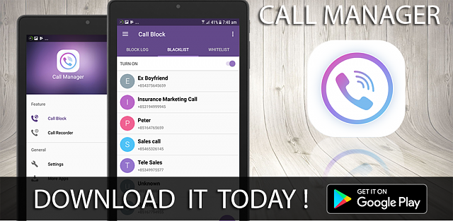 FREE - Call Record + Call Block-feature.png