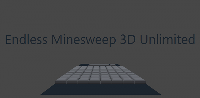 [Free][Game] Endless Minesweep 3D Unlimited [Android]-minesweep3d_banner.png
