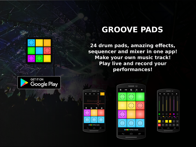 [APP][FREE] Groove Pads - Make Beats and Mix Music-tabletinterstitiallandscape.png