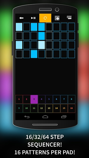 APP][FREE] Groove Pads - Make Beats and Mix Music - Android