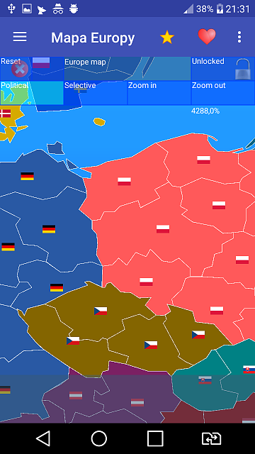 app  free create your own map of europe