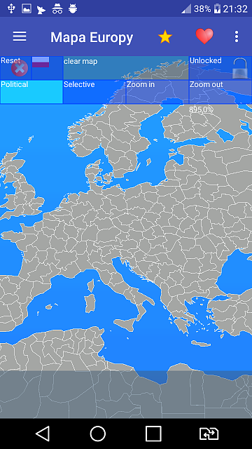 App Free Create Your Own Map Of Europe Android Forums At