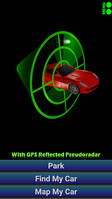 [Free Navigation] Find My Car-main_screen.png