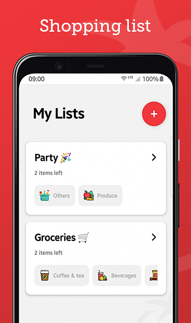 [App][Free] Tomato List - Grocery Shopping App-app.png