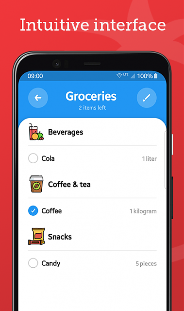 [App][Free] Tomato List - Grocery Shopping App-app-2.png