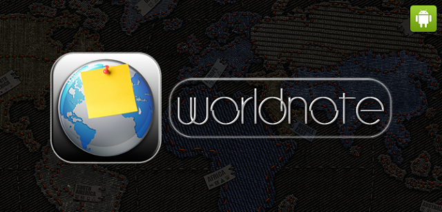 [APP] [FREE] Worldnote, Interactive Geolocalized Travel Notes-worldnote.png