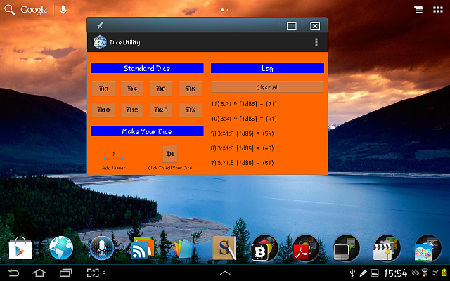 Dice Utility, with widget and samsung multiwindows, optimized for smatphone and tablets!-screenshot_2013-06-27-15-54-02.png