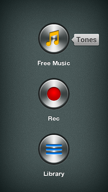 A music distribution service Ringtonium is now available in Google Play-screenshot-1.png