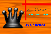 [APP][FREE][1.6+] 8-Queen Puzzle - train your brain-promographic.png