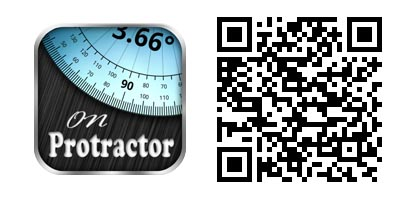 [APP][FREE] ON PROTRACTOR - 4-in-1 protractor set on android-qr_code.jpg