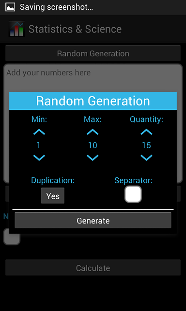 [App] Statistics & Science, a powerful analyzer of numerical series-screenshot_2013-10-26-18-23-30.png
