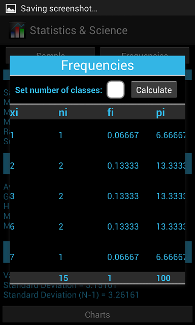 [App] Statistics & Science, a powerful analyzer of numerical series-screenshot_2013-10-26-18-23-46.png