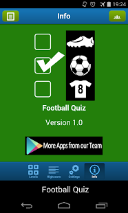 [APP][FREE][1.0][ANDROID] Football Quiz-6.png