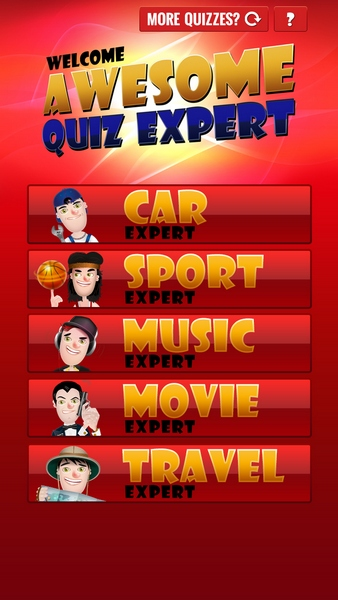 Awesome Quiz Expert-mobile_screen1.jpg