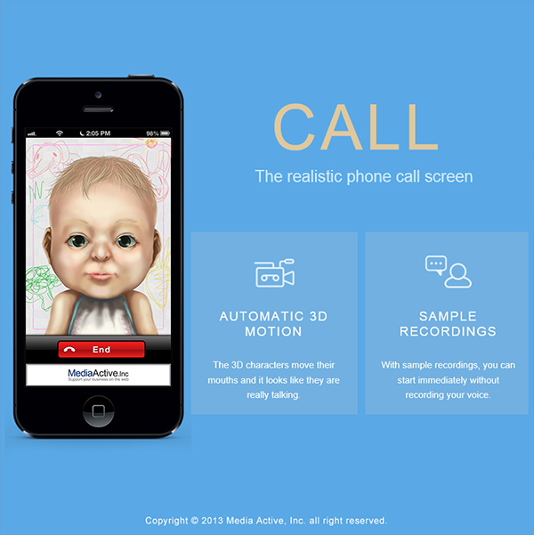 [Free App] GhostCall DX - A funny and effective way to nourishing your child-call-02.jpg