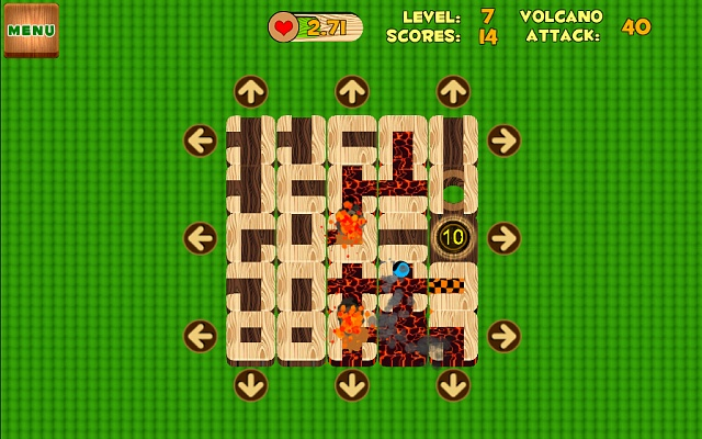 'VOLCANO ATTACK'  -  You will never ever pass 30 levels-3.jpg